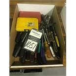 Assorted Nut Driver Hand Tools