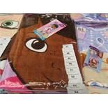 Disney Doc McStuffin Beach Towel. 70cm x 140cm. New & Packaged