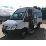 09 59 REG IVECO DAILY 45C15 DISABLED ACCESS MINIBUS WITH POWER DOOR - 3.0 TURBO DIESEL AUTOMATIC