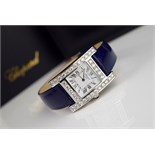 * Chopard - YOUR HOUR / DIAMOND 'H' in 18K WHITE GOLD