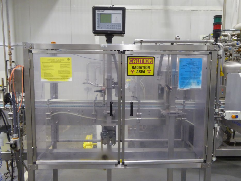 Lot 1 - Krones Low Acid ESL Filling Line: 400 Bottles per Minute; Bottle Sizes 8-32 Ounce - 105 Day Shelf