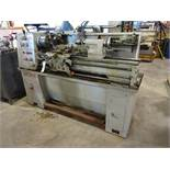 MSC 13 in. x 40 in. (approx.) Model 951735 Gap Bed Toolroom Lathe, S/N 8212, 6-1/2 in. 3-Jaw