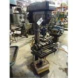 Jet 20-1/2 in. Model JDP-20MF Floor Type Drill Press, S/N 3012553, 1-1/2 HP, 115/230 Volt,