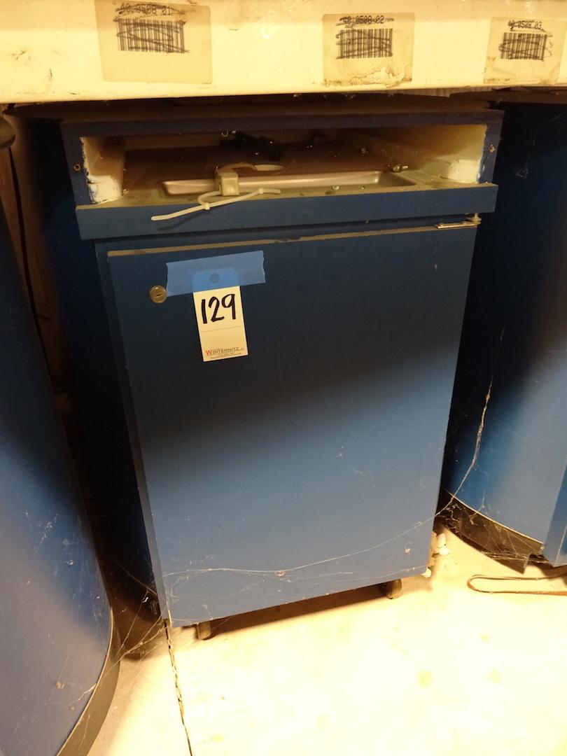 Lot 129 - Beverage Air 1/2 Barrel Beer Cooler, with Top (Kegerator)