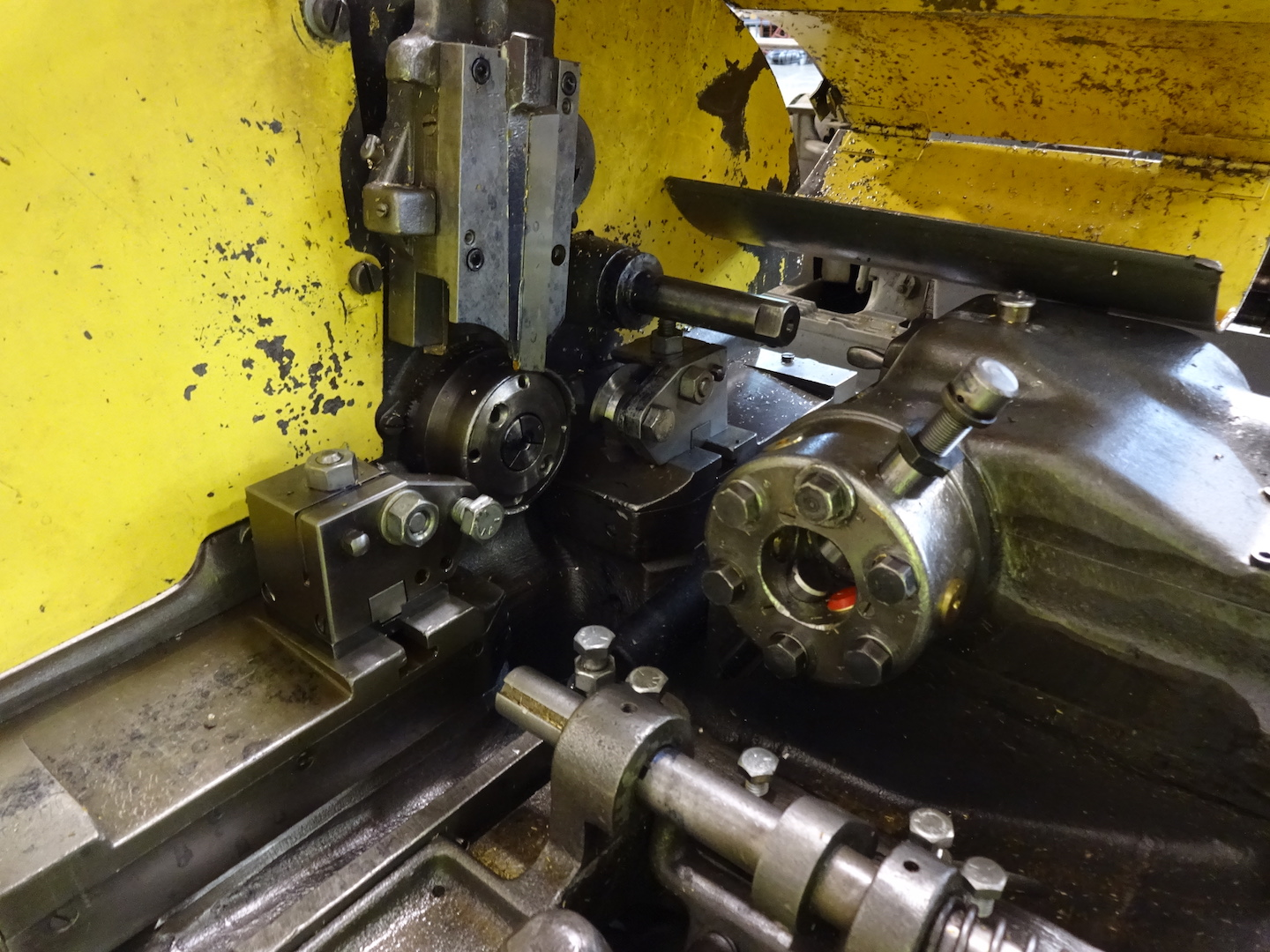 Lot 36 - Brown & Sharpe No. 0G Single-Spindle Automatic Screw Machine, S/N 13966, Belt Drive