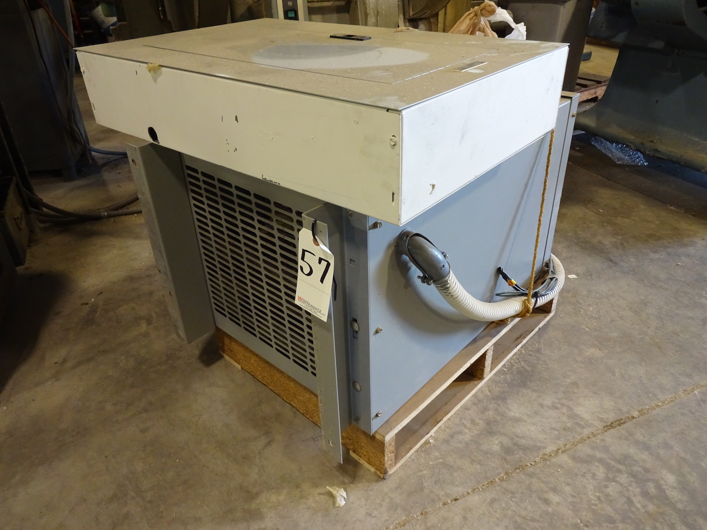 Lot 57 - Federal Pacific 30 KVA, 480 Volt Primary, 208Y/120X Secondary Transformer