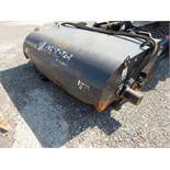 2016 PALADIN SKID STEER SWEEPER ATTACH., M# 20572M-0022, S/N 1605004
