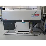LNS Quick Load Servo S2 Automatic Bar Loader / Feeder s/n 301183 w/ LNS Digital Controls