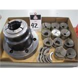 S20 Collet Pad Nose w/ Collet Pad Sets