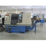 2001 Mazak Super Quick Turn 100MS Twin Spindle Live Turret CNC Turning Center s/n 156505 w/ Mazatrol
