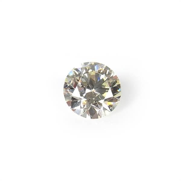 Loose round brilliant cut diamond weighing 4.33 ct. - Image 1