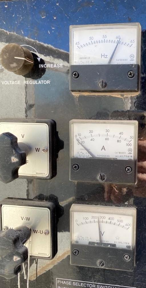 2011/2012 WHISPERWATT MQ POWER DIESEL GENERATOR, TRAILER MOUNTED, 20KW, 25KVA, RUNS AND OPERATES - Image 10 of 20