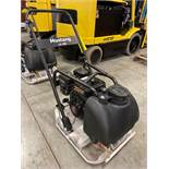 NEW/UNUSED MUSTANG LF-88 PLATE COMPACTOR
