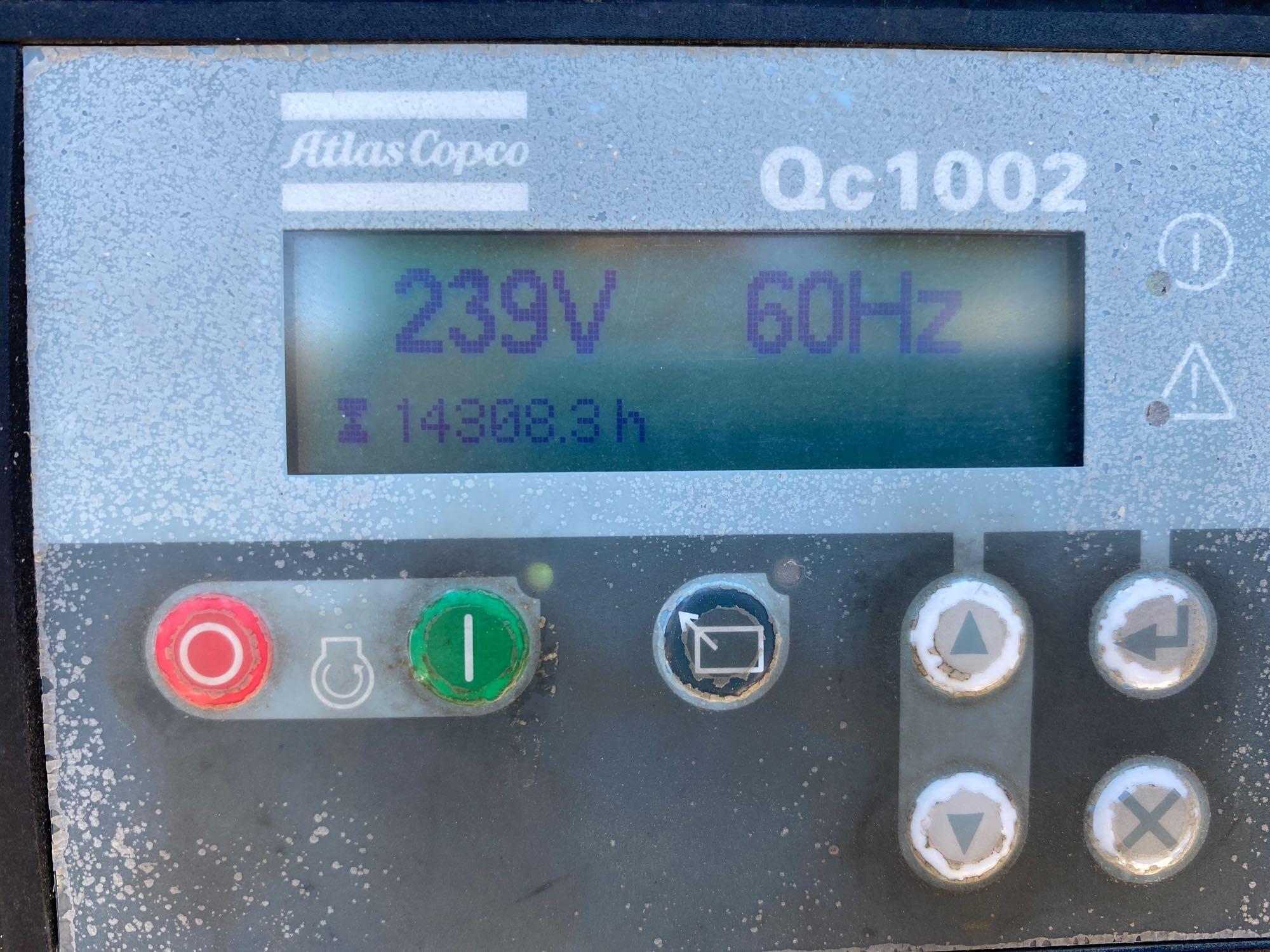 2010/2011 CPG70 JD, JOHN DEERE DIESEL GENERATOR, 56KW, 70KVA, 120/240, 480/240/208, TANDEM AXLE, BUI - Image 11 of 13
