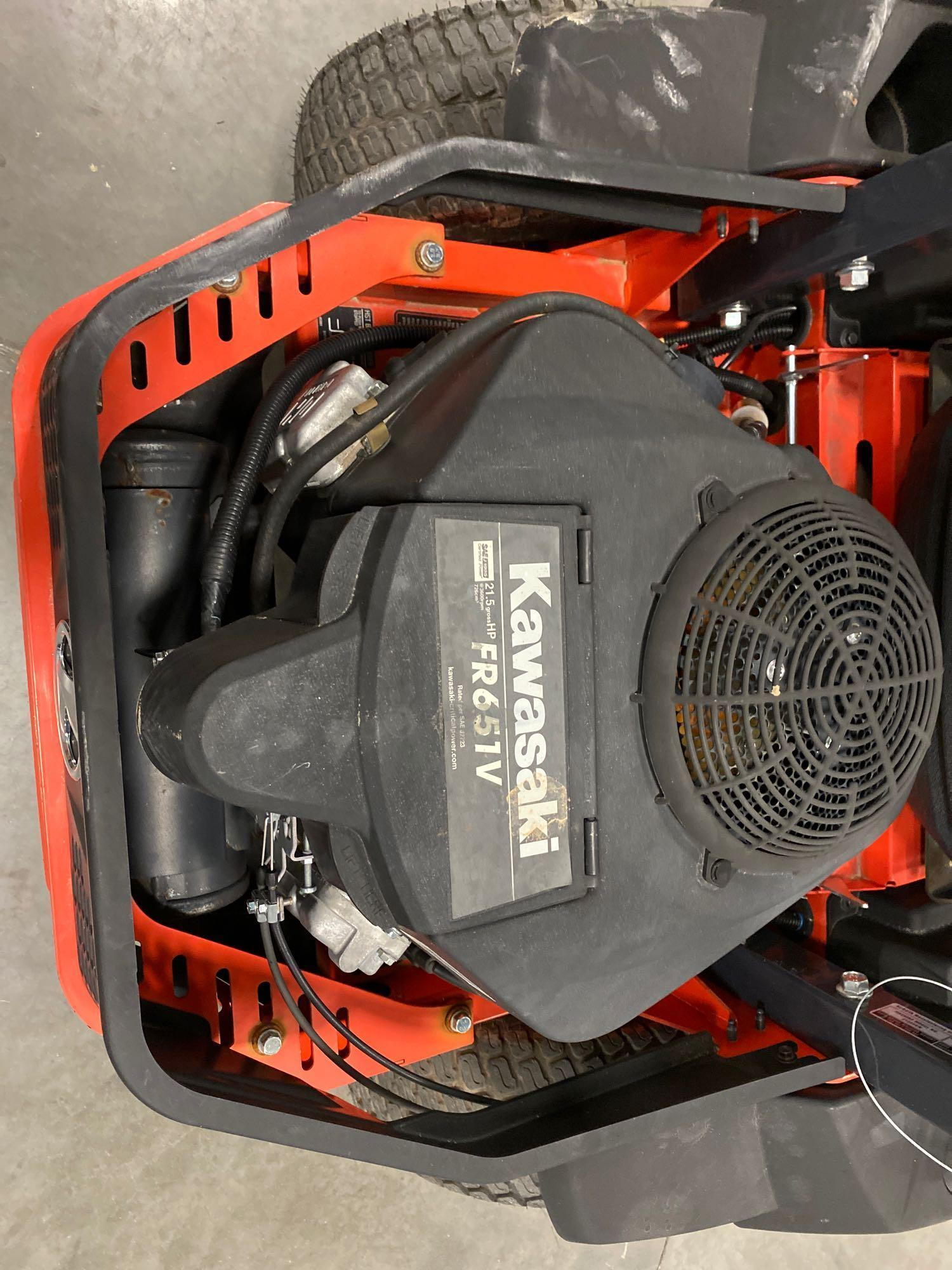 """2016 KUBOTA Z122RKW 42"""" RIDE ON MOWER, 3.9 HOURS SHOWING, RUNS AND OPERATES - Image 7 of 9"""