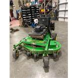 "JOHN DEERE WHP52A MOWER, 52"" DECK, RUNS AND OPERATES"