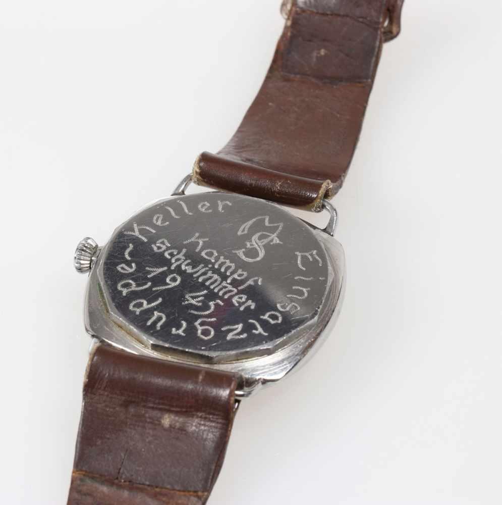 Vintage Panerai - Kampfschwimmer-Armbanduhr - Image 7 of 8