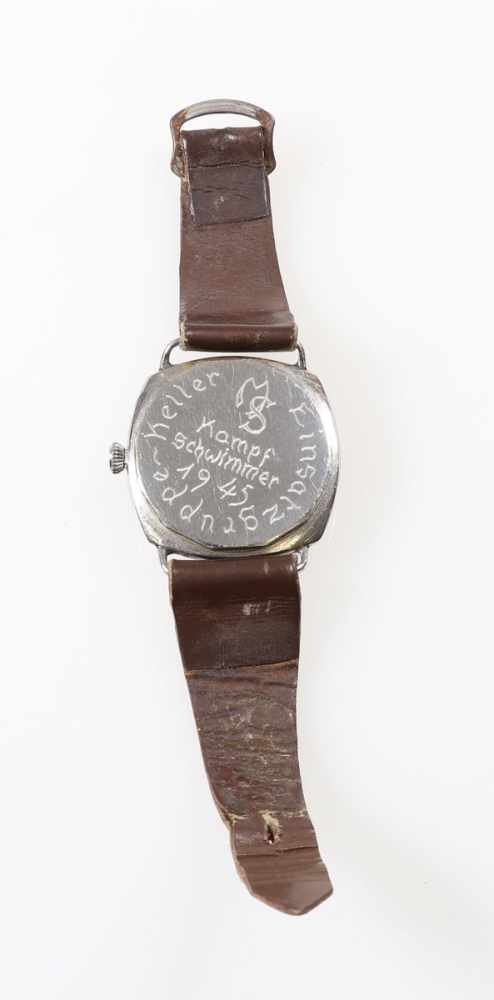 Vintage Panerai - Kampfschwimmer-Armbanduhr - Image 8 of 8