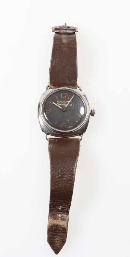 Vintage Panerai - Kampfschwimmer-Armbanduhr - Image 5 of 8