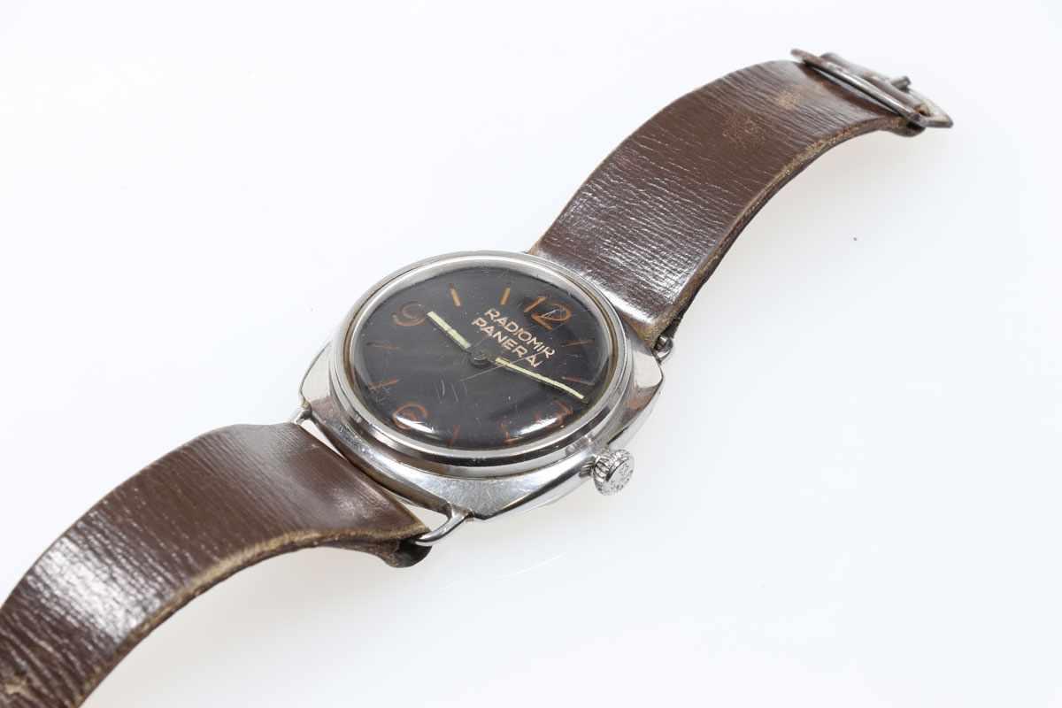 Vintage Panerai - Kampfschwimmer-Armbanduhr - Image 4 of 8