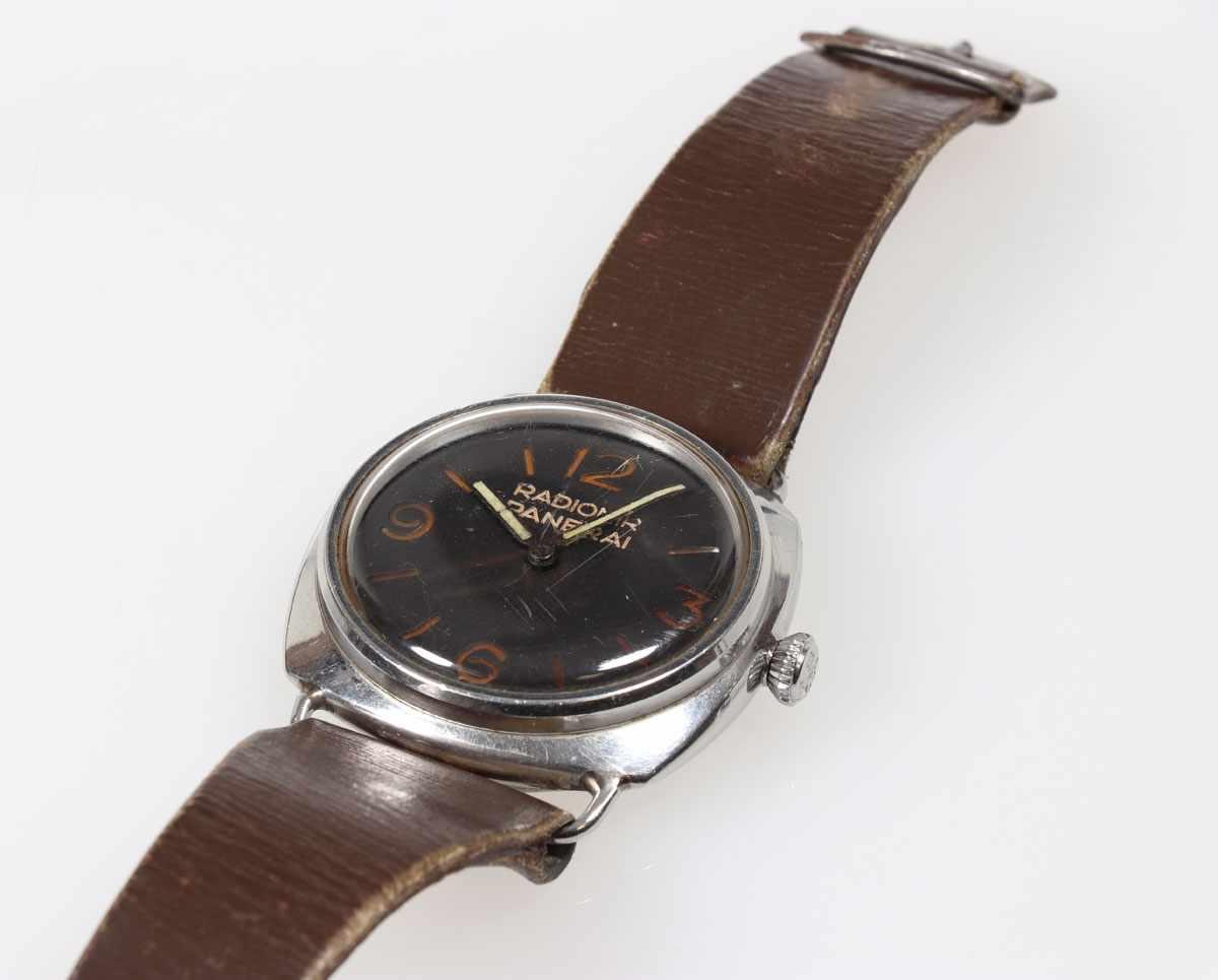 Vintage Panerai - Kampfschwimmer-Armbanduhr - Image 3 of 8