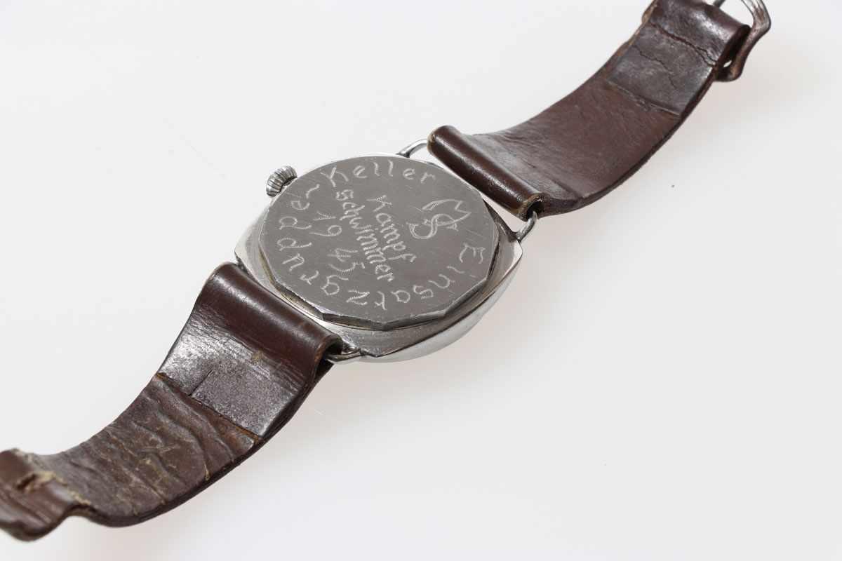 Vintage Panerai - Kampfschwimmer-Armbanduhr - Image 6 of 8