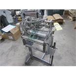Stahl STA30F Stacker, s/n 703495-187540