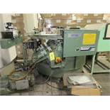 """Muller Martini Mod. 246 """"Baby Pony"""" 5-Station Hand Feed Perfect Binder, s/n 0-3383/B-738 (On Skid,"""