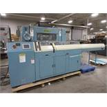 Wohlenberg Mod. 44FM50 3-Knife Trimmer, s/n 3039-019 (Reconditioned by Amatco 2001) w/ touch