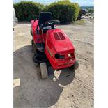 MURRAY HYDROSTATIC RIDE ON LAWN MOWER, RUNS, DRIVES AND CUTS *NO VAT*