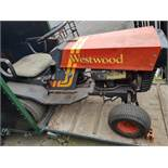 WESTWOOD TRACTOR AND TRAILER *NO VAT*