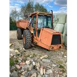 FORD TRACTOR DUMPER, RUNS, DRIVES AND TIPS *PLUS VAT*