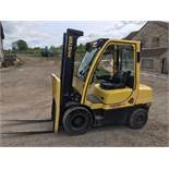 HYSTER H3.0FT FORKLIFT TRIPLE MAST, FREE LIFT, CONTAINER SPEC, RUNS, DRIVES AND LIFTS *PLUS VAT*