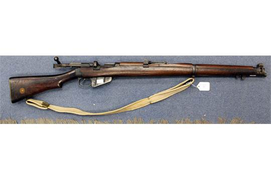 The Early Rifles from Enfield