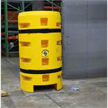 3 PCS NEW POLYTHYLENE WAREHOUSE COLUMN PROTECTOR