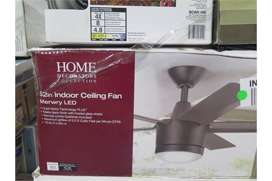 Lot Of Home Lighting Amp Ceiling Fans Amp Accessories With