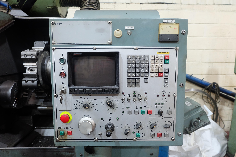 Mori Seiki SL-2H CNC Turning Lathe With Fanuc 11T Control. - Image 5 of 17