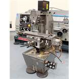 Veceroy AEW: Horizontal Milling Machine.