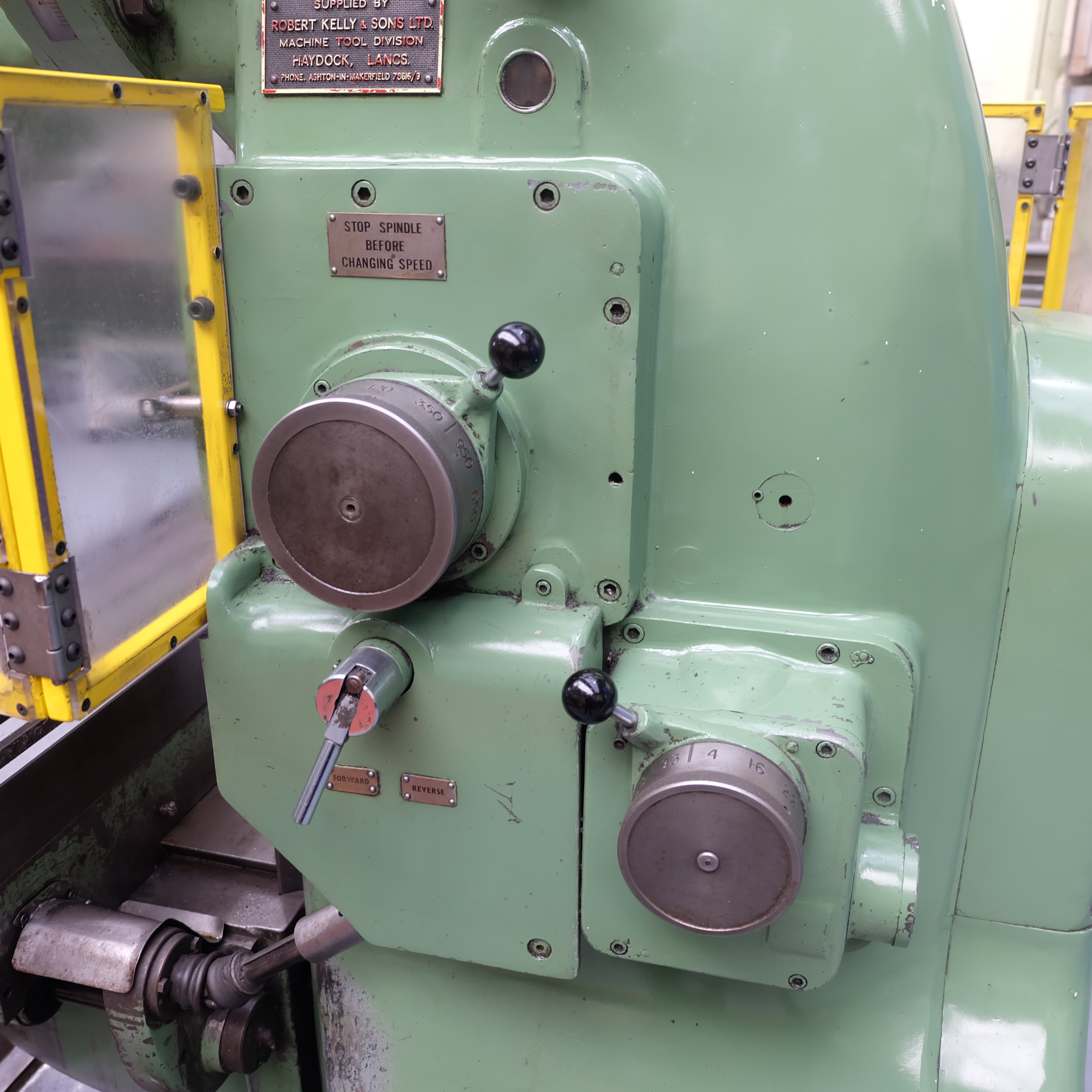 Richmond No 3V Vertical Milling Machine. - Image 10 of 12