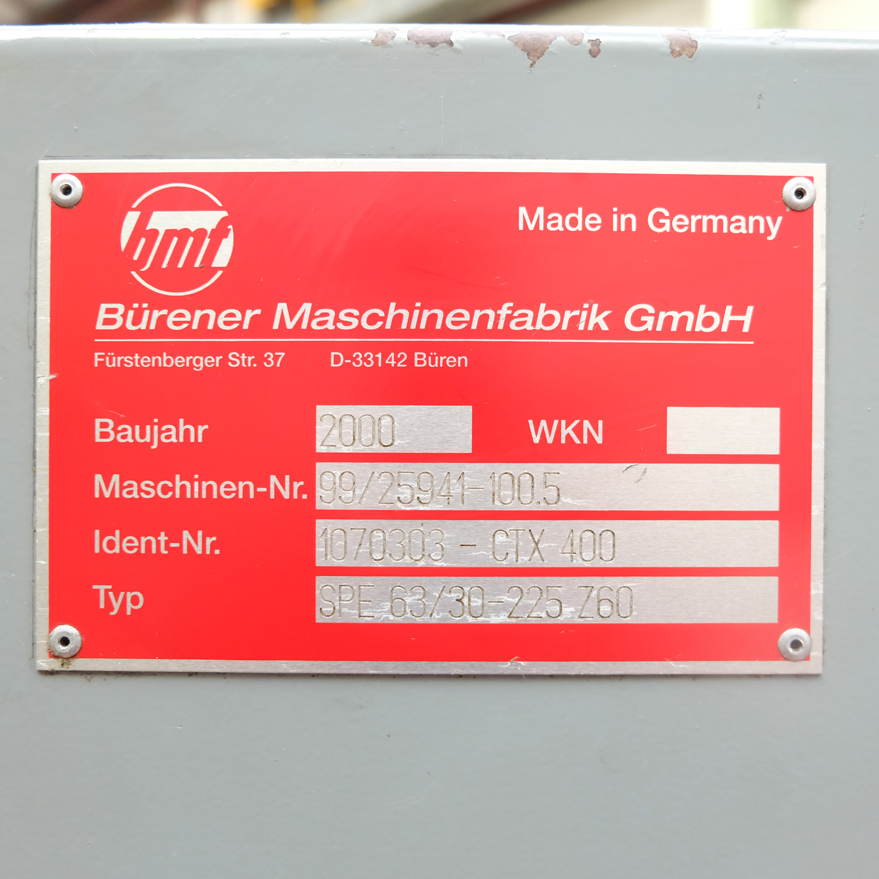 Guildermeister CTX-400 S2. CNC Turning & Milling Centre. With Heidenhain Pilot Control - Image 16 of 17