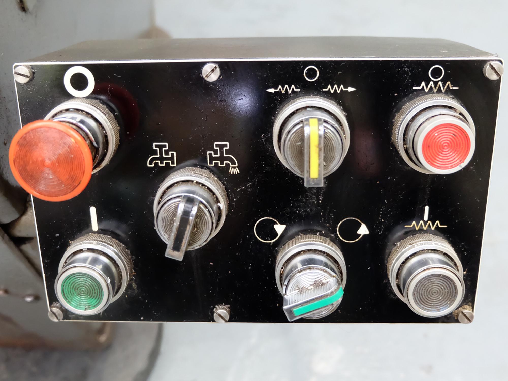 Veceroy AEW: Horizontal Milling Machine. - Image 6 of 10
