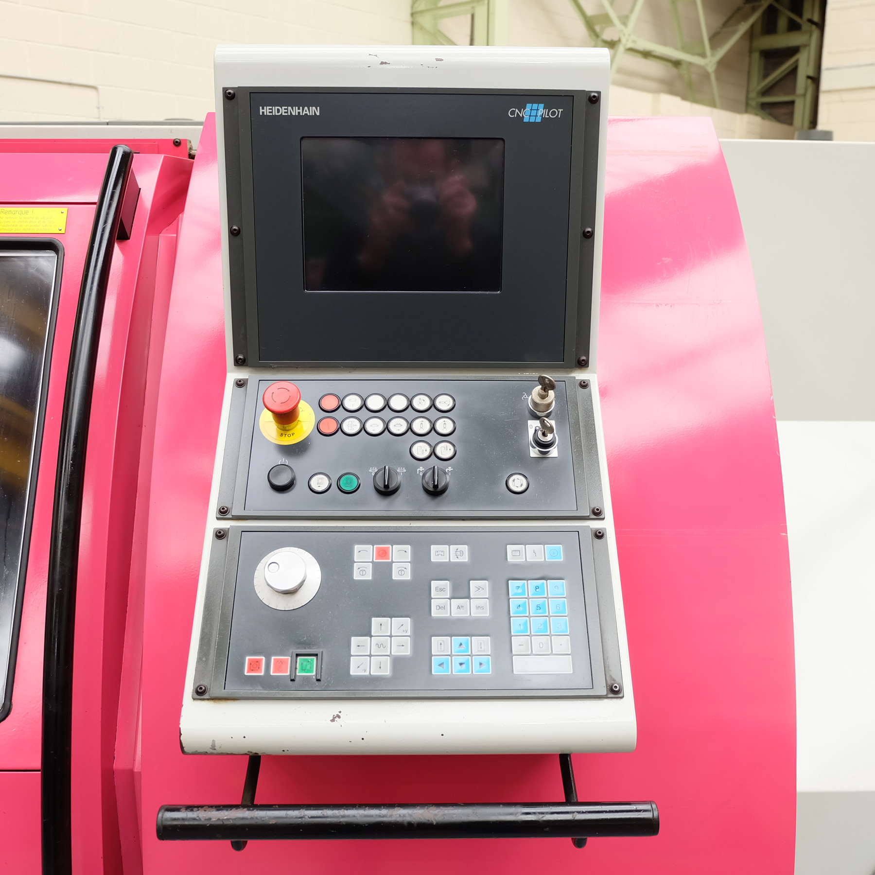 Guildermeister CTX-400 S2. CNC Turning & Milling Centre. With Heidenhain Pilot Control - Image 3 of 17