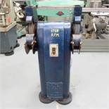 "Gate Milford: Double ended Tool Grinder. Wheel Size 12"" x 1 1/2""."