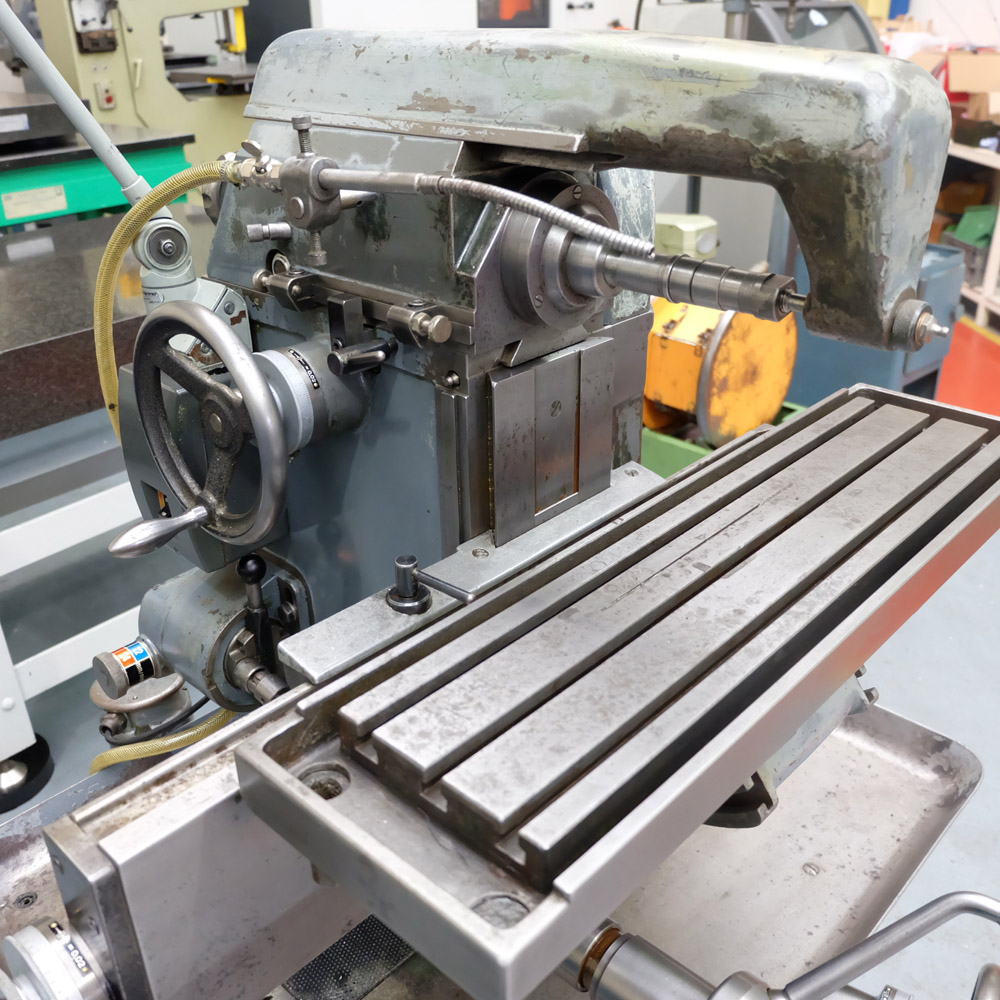 Aciera F3: Horizontal Milling Machine. - Image 5 of 10