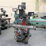 Ajax Model AJT4 Turret Milling Machine.