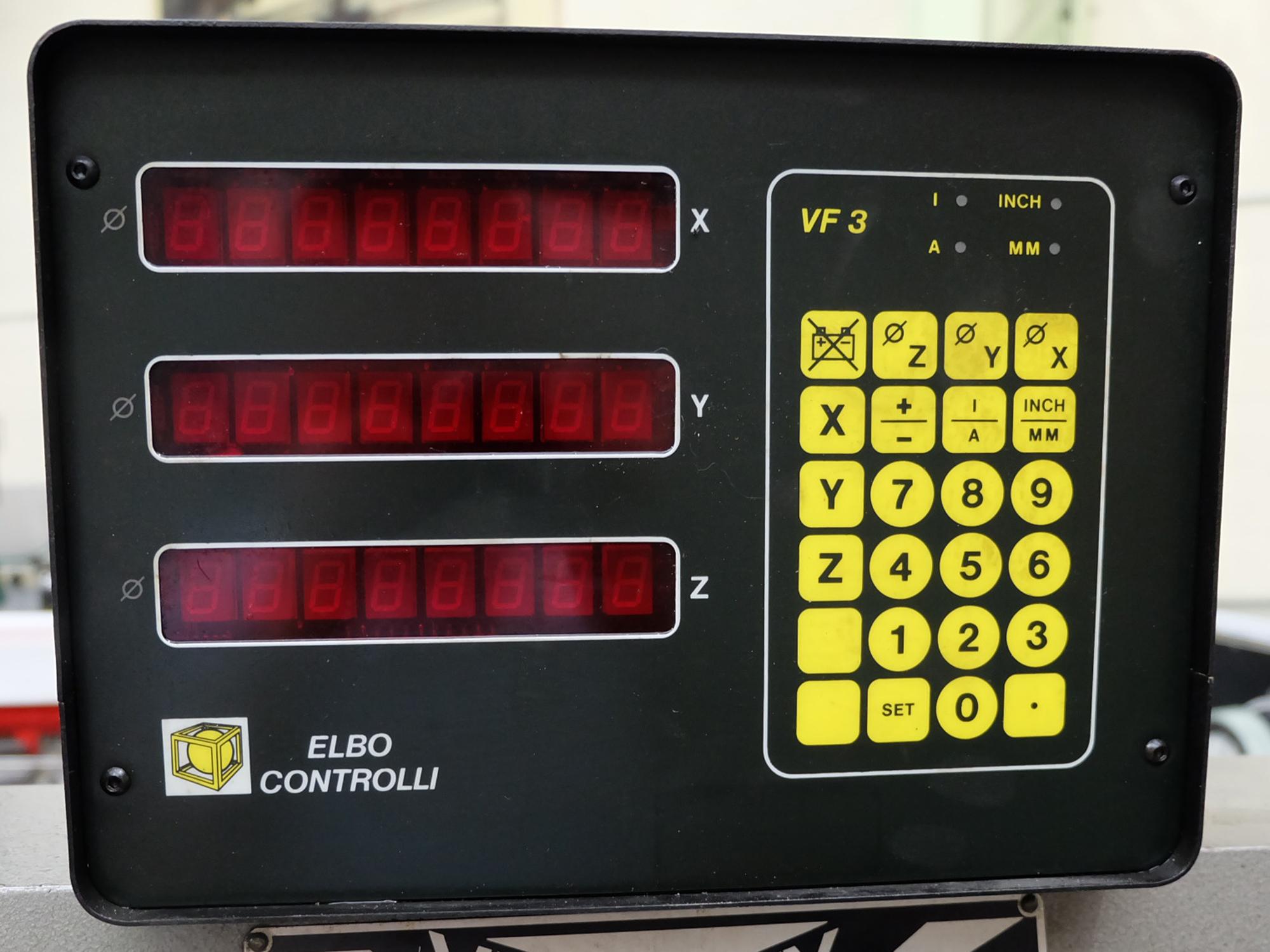Veceroy AEW: Horizontal Milling Machine. - Image 8 of 10