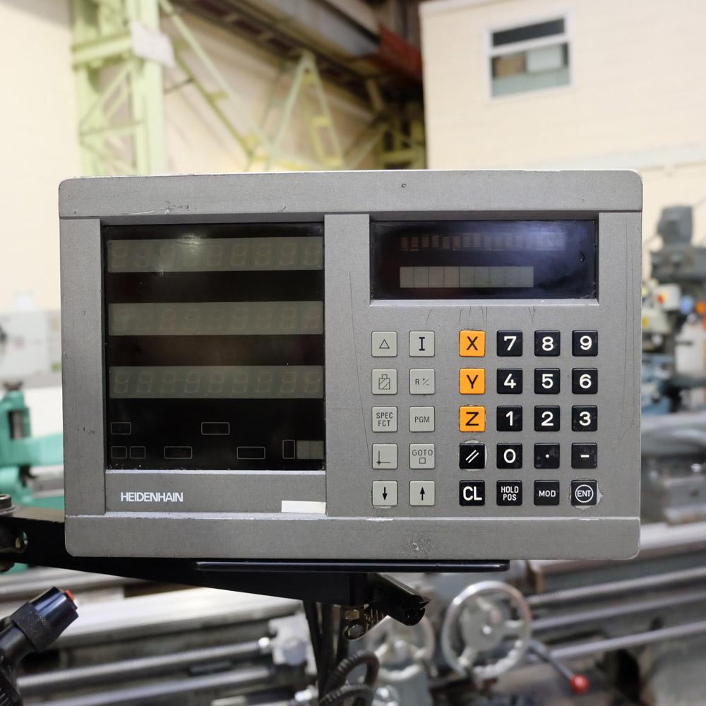 Ajax Model AJT4: Turret Milling Machine. - Image 9 of 10