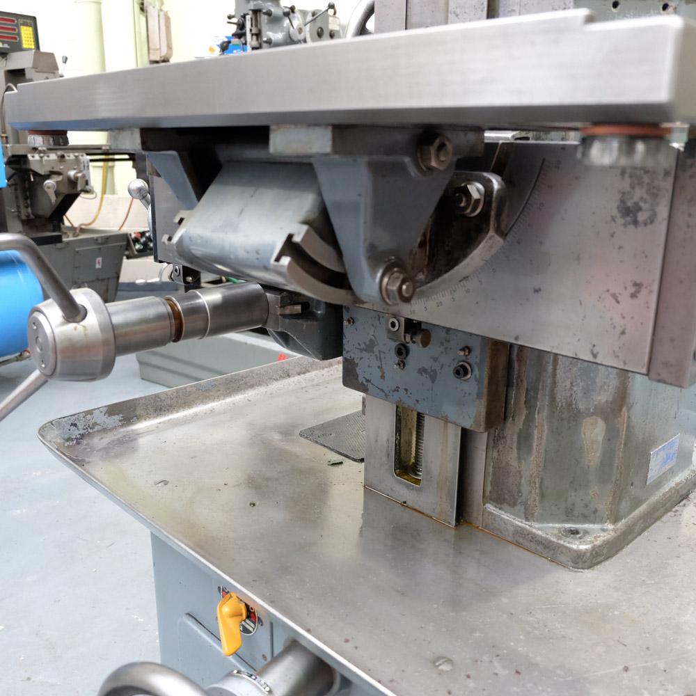 Aciera F3: Horizontal Milling Machine. - Image 3 of 10