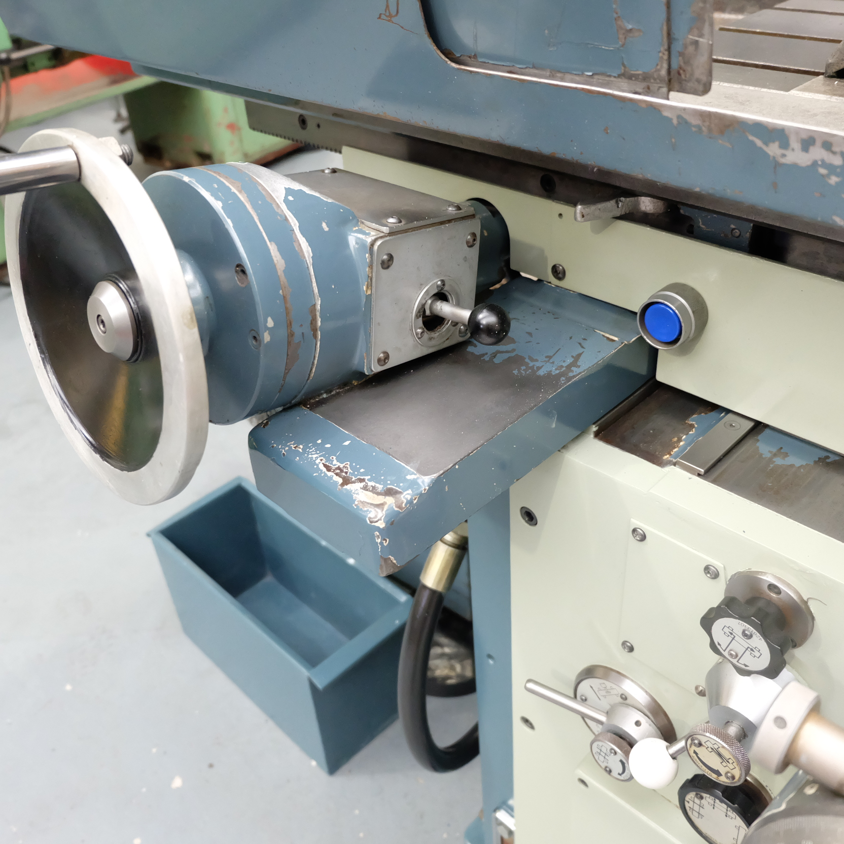 Jones & Shipman Type 1415 Toolroom Surface Grinder. With Magnetic Chuck & Coolant Tank. - Image 7 of 14
