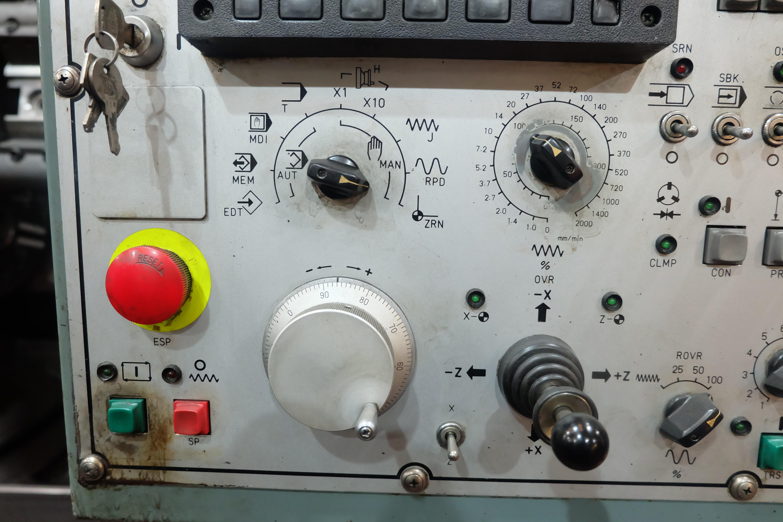 Mori Seiki SL-2H CNC Turning Lathe With Fanuc 11T Control. - Image 8 of 17